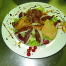 Hostellerie du Fin Chapon  - Salade Périgordine -