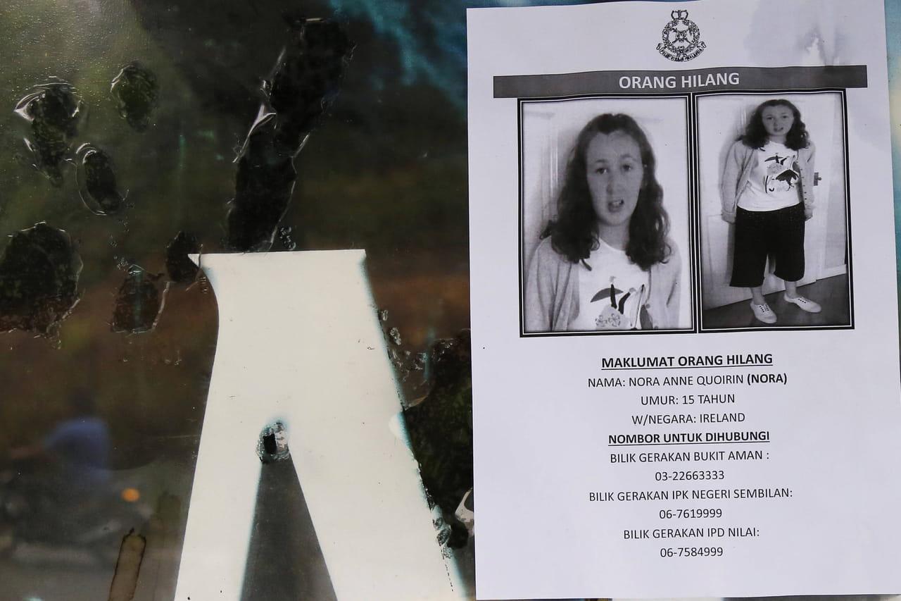 Mort de NoraQuoirin: son corps retrouvé en Malaisie, un acte criminel?