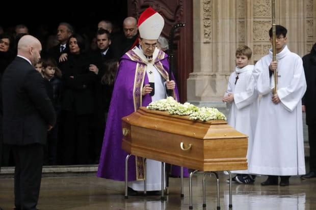 Bénédiction par le cardinal Philippe Barbarin