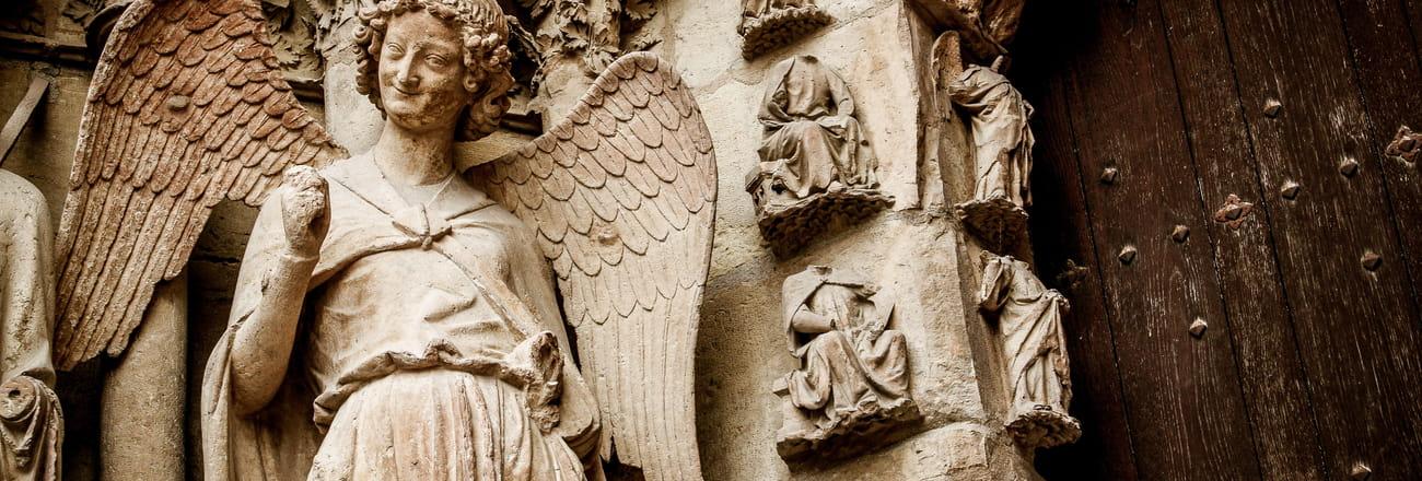 Reims, sous le sourire des anges