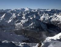 Le Caucase, toit de l'Europe