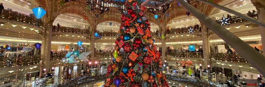 Les plus belles illuminations de Noël dans le monde