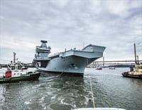 Le plus grand porte-avions d'Europe : Naissance d'un géant des mers