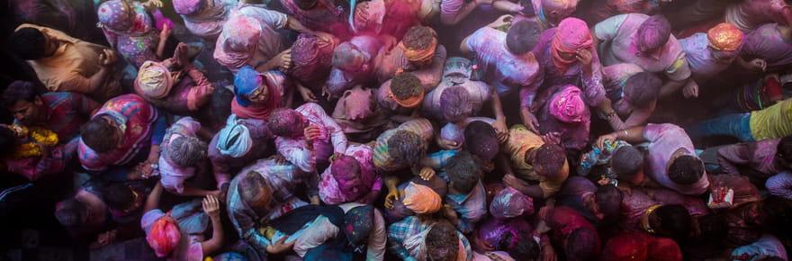 Les plus belles photos de Holi 2018, le festival aux 1000couleurs