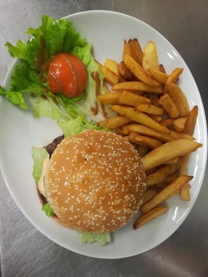 Ô Bar Lié  - Le Burger du Chef -   © O Bar Lié
