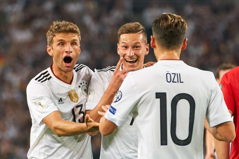 Coupe du monde 2018 l 39 allemagne file vers la qualification - Classement qualification coupe du monde ...