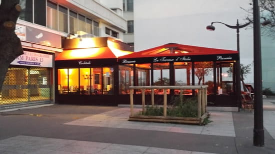 La Terrasse D Italie la terrasse d'italie, bar à paris avec linternaute