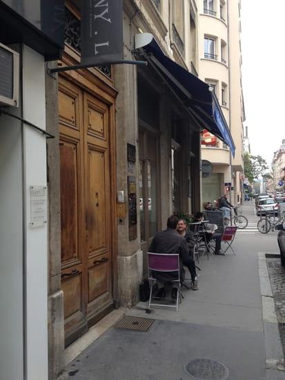 Café de la Mairie  - Vue extérieure -