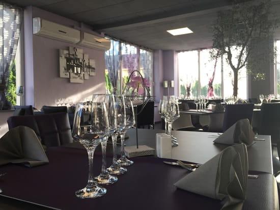 L'Auberge du Diabl'o Thym  - Salle restaurant -   © Moi