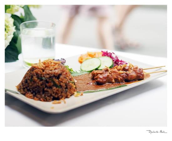 Plat : Djakarta Bali  - Nasi Goreng -   © Djakarta Bali Officiel