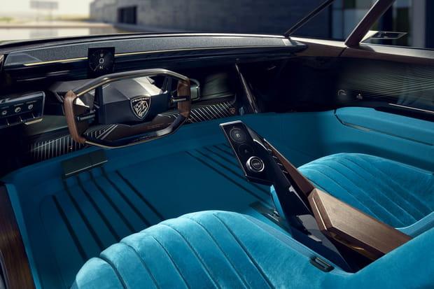 Nouvelle déclinaison du Peugeot i-Cockpit