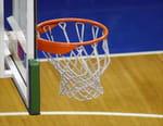 Basket-ball : Eurocoupe - Olimpija Ljubljana - Nanterre