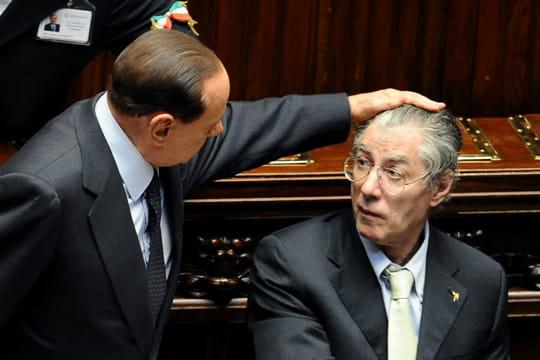 Umberto Bossi, dernier lâchage
