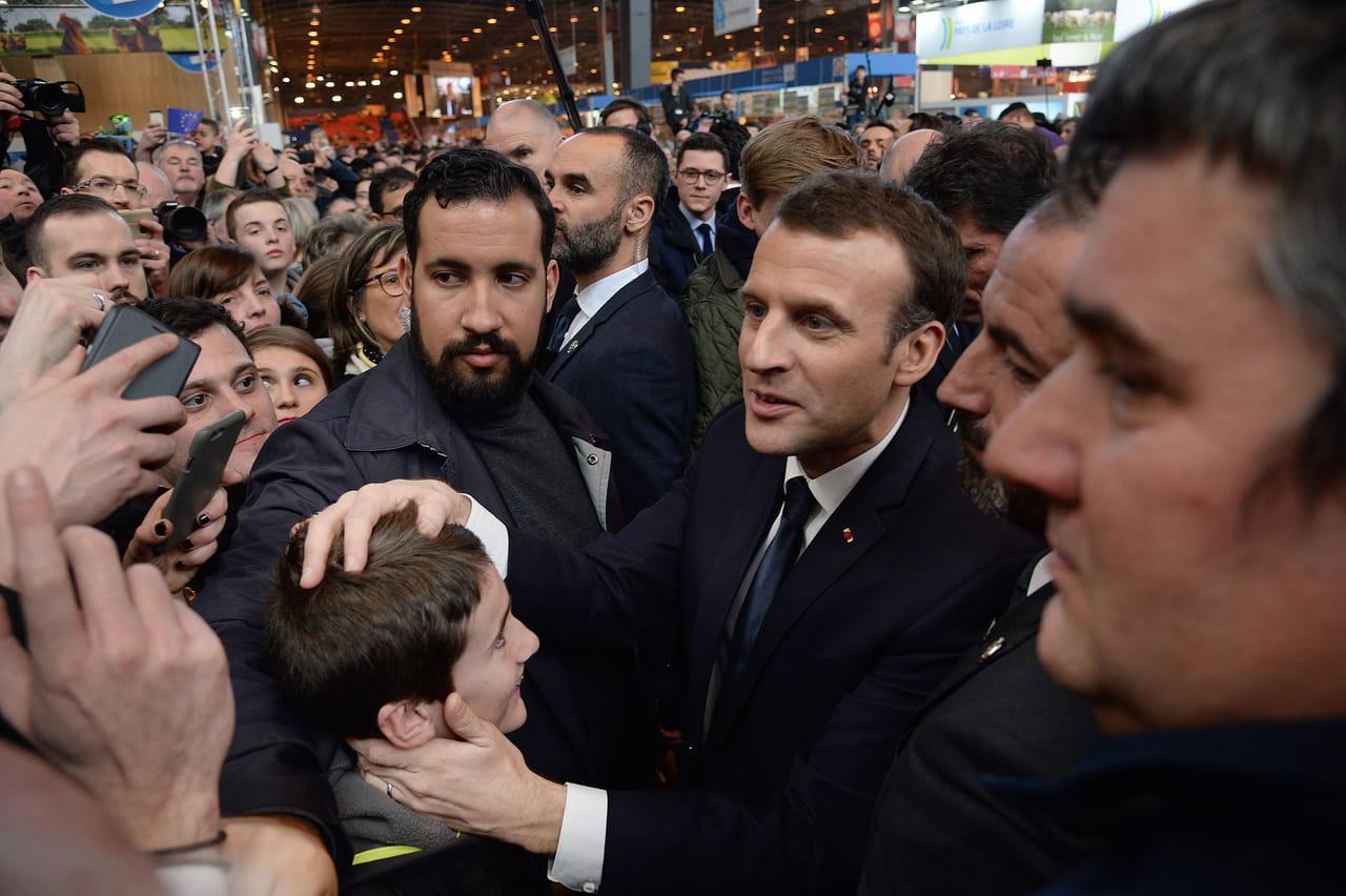 Alexandre Benalla: le conseiller de Macron aurait déjà commis une faute avec Montebourg