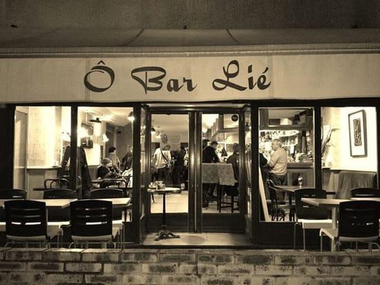 Ô Bar Lié   © O Bar Lié