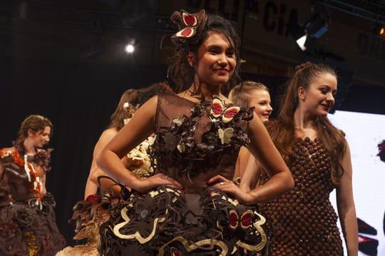 Salon du Chocolat: défilé, démos de chefs, les temps forts