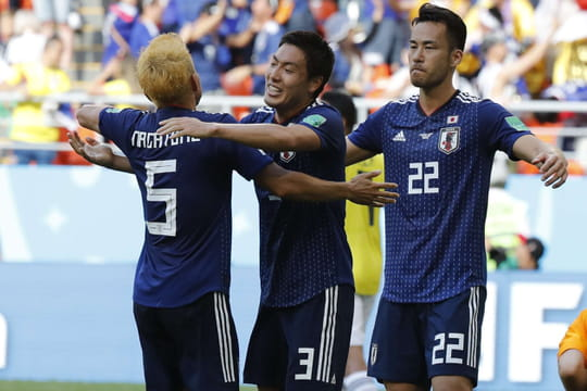 Groupe H: le Japon et le Sénégal dominent le classement de la poule