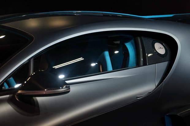 Le style Bugatti est respecté