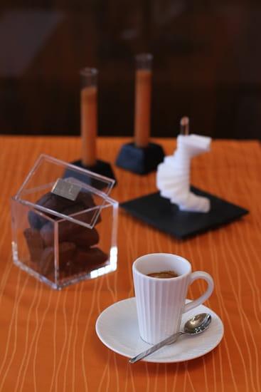 Instant Gourmand  - café mignardise -   © christophe delale