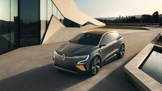 Renault Mégane: photos, prix, date de sortie... Les infos sur la Mégane eVision
