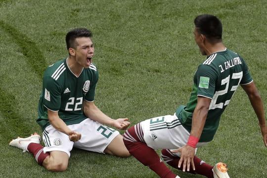 Allemagne - Mexique: les Allemands battus, le résumé, le but en vidéo