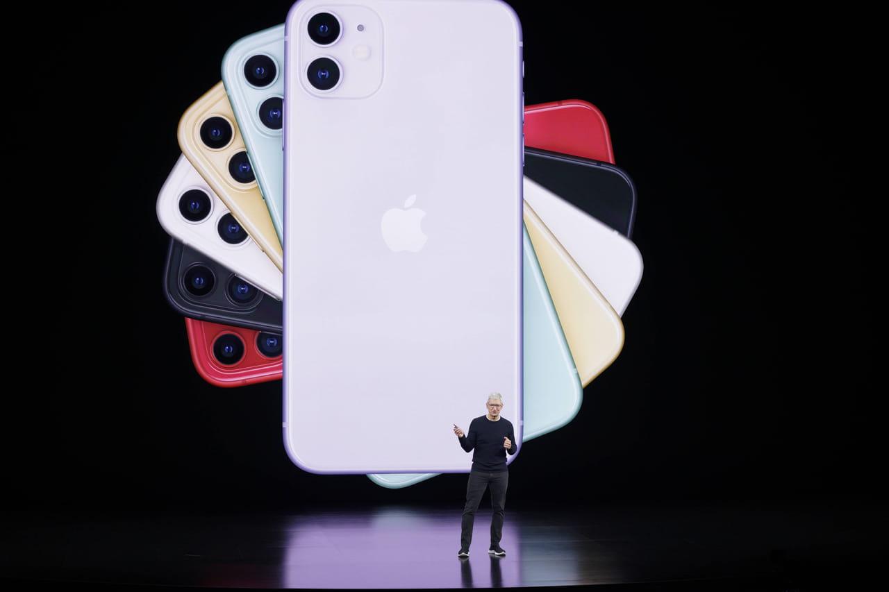 Les nouveautés de liPhone 11passées au crible