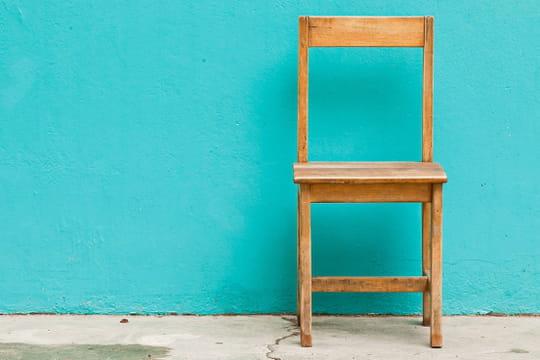 Réparer un barreau de chaise