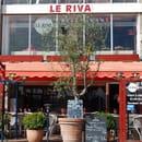 Le Riva  - Le restaurant -   © initie.fr