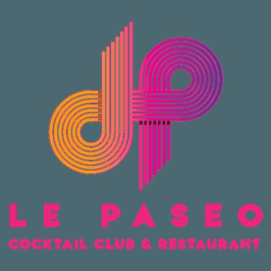 Restaurant : Le Paseo - Cocktail club & restaurant (Ex : LE SUD)  - Logo 2019 -   © Le Paseo - Cocktail club & restaurant