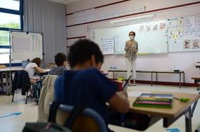 Ecole et confinement: le protocole Covid pour la rentrée du 2novembre