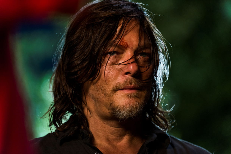 Une saison 9 et nouveau showrunner — The Walking Dead