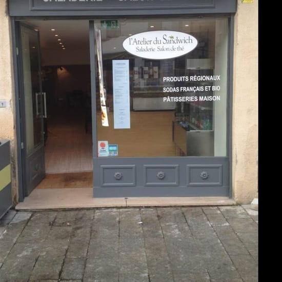 Restaurant : L'Atelier du Sandwich