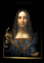 Léonard de Vinci Salvator Mundi