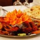 Restaurant indien Shah Jahan  - exemple d'entrée -