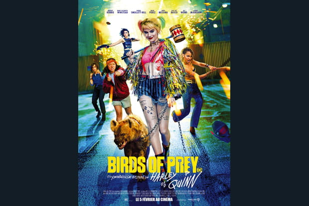 Birds of Prey - Photo 1