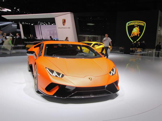 Les plus belles voitures de luxe du salon de Genève
