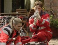 112 Unité d'urgence : Panique dans les escaliers