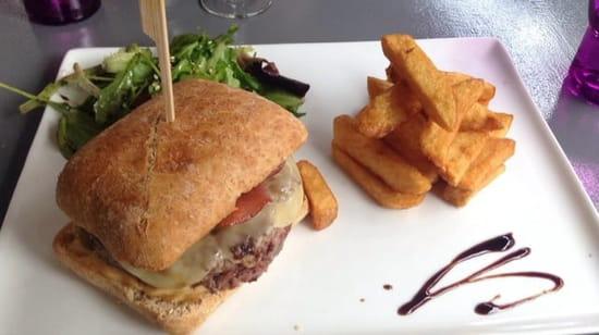 Plat : Les Halles  - Burger -
