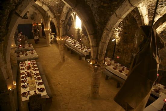 Restaurant : Banquet des Troubadours  - salle du Banquet des Troubadours -   © matthieu dessery