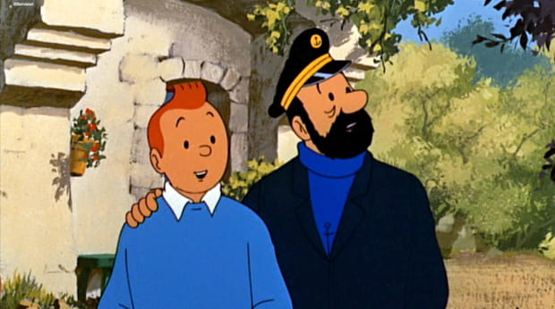 Tintin et le Lac aux requins - Photo 1