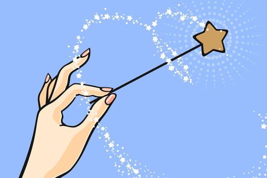 Baguette magique: comment fabriquer une baguette de fée