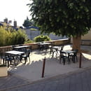 "Restaurant : La Terr'aSandrA  - La fameuse terrasse de la ""Terr' aSandrA"" -"
