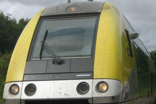 Train TER AGC sansfrein enNormandie: panique despassagers, que s'est-il passé?