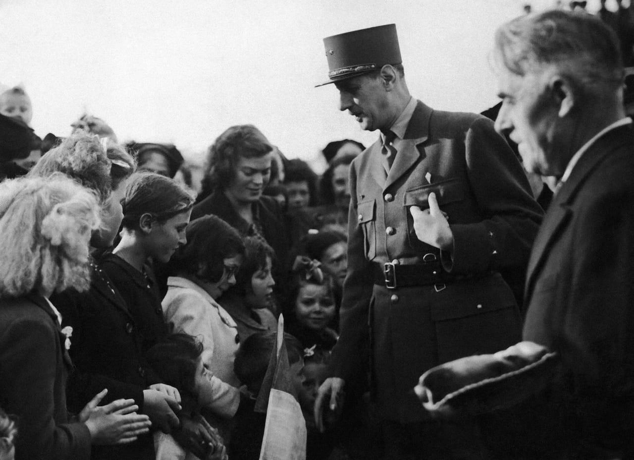 De Gaulle, histoire dun géant: France2raconte lépopée du Grand Charles