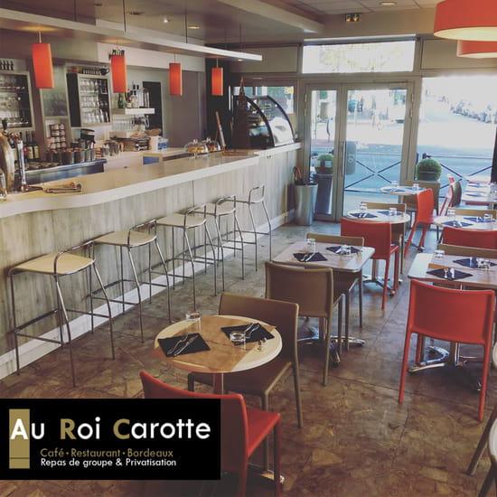 Au Roi Carotte  - Exemple plat du jour -   © Manuela