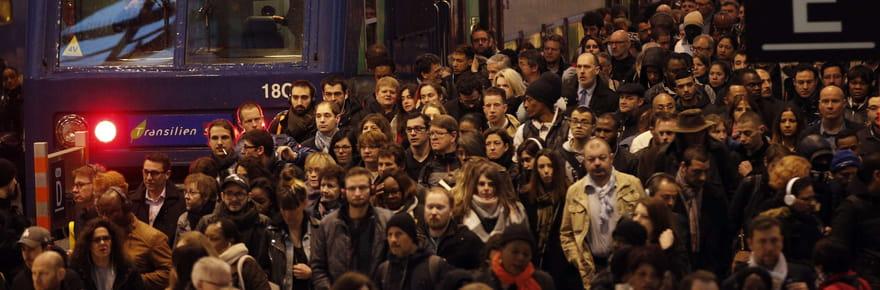 Grève SNCF: les prévisions, le calendrier des perturbations