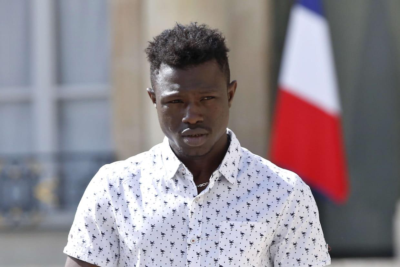 Mamoudou Gassama: l'enfant qu'il a sauvé était déjà tombé d'un étage
