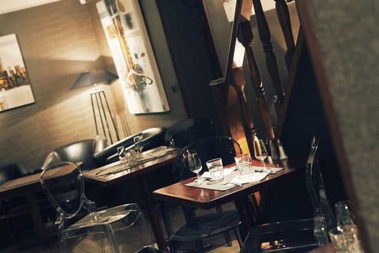 Le Restaurant des Frères Marchand  - Le Salon -   © Jamot - Billiotte