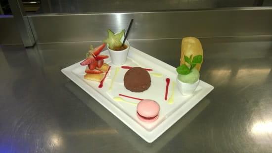Le Bistrot Gourmand  - Dessert St Valentin -