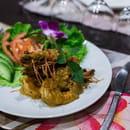 Koh Samet  - Gambas grillé à la sauce chu chi -